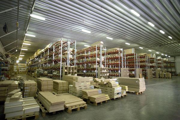 системы для  поддержание влажности на складе