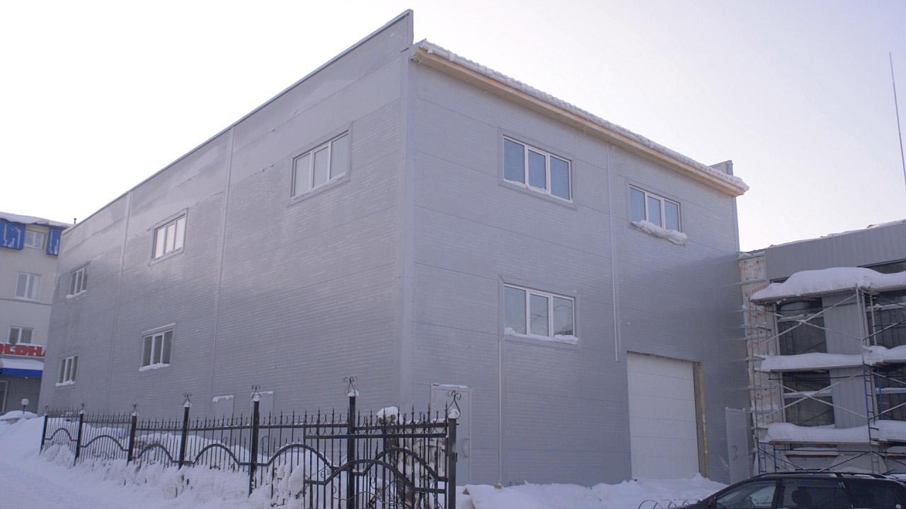 Проект отопления склада автозапчастей площадью 320 кв.м. при помощи инфракрасных пленок