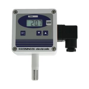 Как и чем измерить влажность на складе: стационарные анализаторы