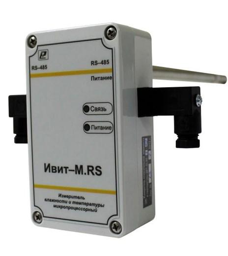 Высокоточный датчик температуры и влажности серии ИВИТ для фармацевтического склада