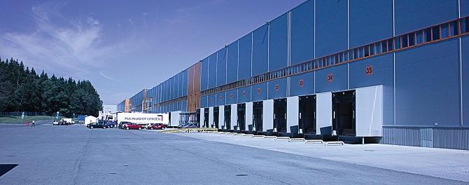 Автоматизация склада автозапчастей Citroen и Peugeot