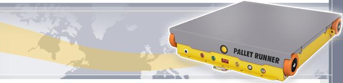 Автоматизированная система cкладского хранения высокой плотности Pallet Runner