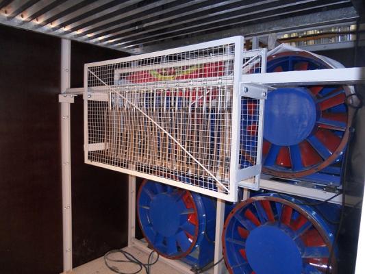 модульные системы Ventoglas